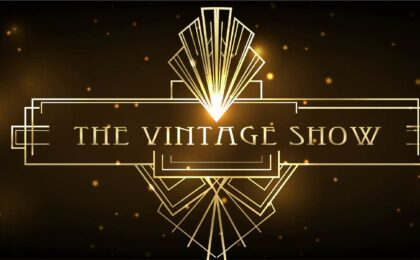 The Vintage Show Logo
